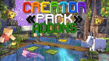CreatorPack Addons 32x | 1.14-1.17 Minecraft Texture Pack