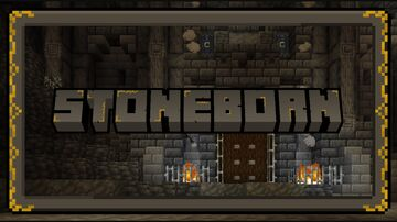 STONEBORN - Dwarven-Fantasy Inspired Gear Overhaul Minecraft Texture Pack