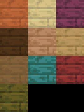 Wooden Planks Variant Minecraft Texture Pack