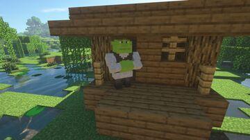 [OPTIFINE] Shrek Pack Minecraft Texture Pack