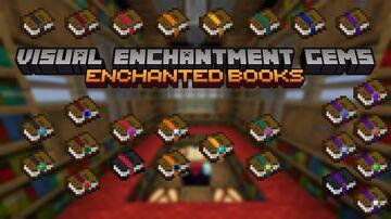 VEG: Enchanted Books v1.0.1 [OptiFine] Minecraft Texture Pack