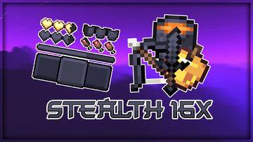 Stealth 16x Minecraft Texture Pack