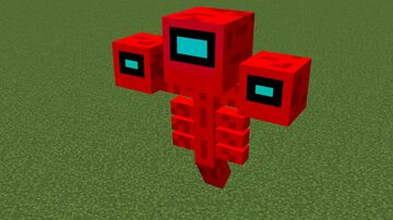 Wither AMOGUS Minecraft Texture Pack