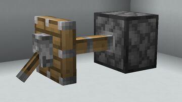 Reverse pistons Minecraft Texture Pack