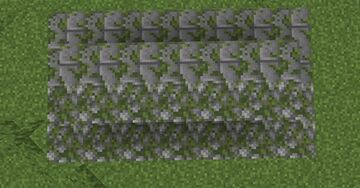 Consistent Mossy Blocks Minecraft Texture Pack