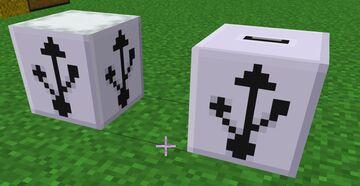 april fools update pistons Minecraft Texture Pack