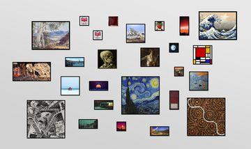 Valentine Paintings Minecraft Texture Pack
