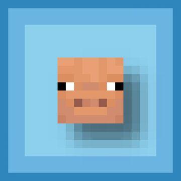 Consistent Piggies - Java Minecraft Texture Pack