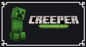 Creepers Reimagined | Minecraft Bedrock Minecraft Texture Pack