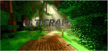 Ulticraft 1.16.4/1.16.5 Pack version 3.0 Minecraft Texture Pack