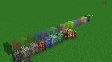 Better vanilla v2 Minecraft Texture Pack