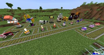Houndread's Hololive Resource Pack Minecraft Texture Pack