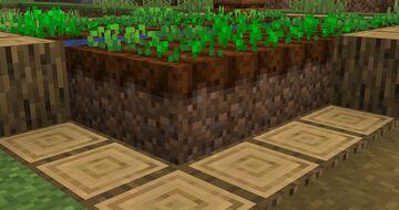 Farmland Sides Minecraft Texture Pack