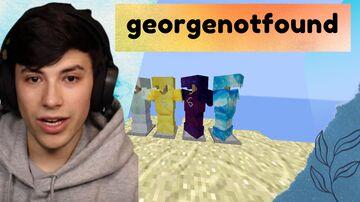 georgenotfound resource pack Minecraft Texture Pack