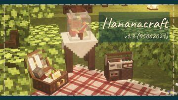 Hananacraft v1.3 (05062021) Minecraft Texture Pack