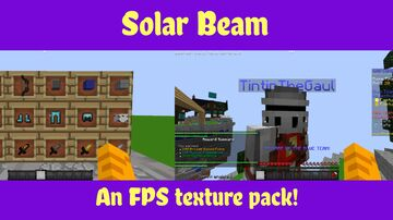 Solar Beam  a 1.8.9 pack edit Minecraft Texture Pack