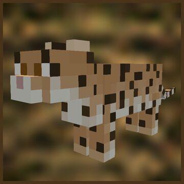 Better Ocelot Minecraft Texture Pack