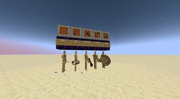Invisible Arsenal Minecraft Texture Pack