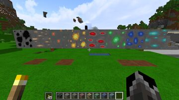 Stone Ore Minecraft Texture Pack