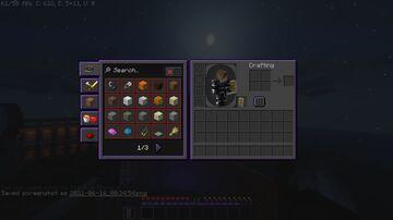 Eclipse's Dark UI Minecraft Texture Pack