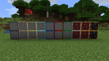 Veinless Ores (Programmer Art Included) Minecraft Texture Pack