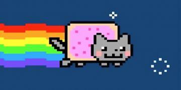 Nyan Cat Spyglasses Minecraft Texture Pack