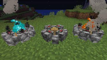 Better Campfire 1.14 - 1.15 - 1.16 - 1.17 Minecraft Texture Pack