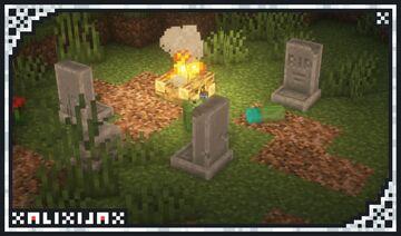 xali's Halloween Pack Minecraft Texture Pack
