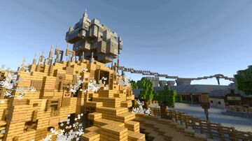 Alton Towers Textures Minecraft Texture Pack