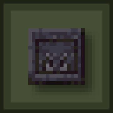Piglin Chiseled Blackstone - Bedrock Minecraft Texture Pack