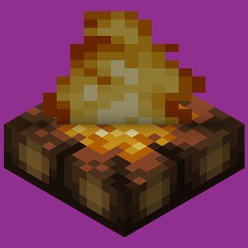 Snapshot Campfire Minecraft Texture Pack