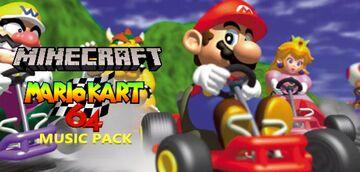 (Read Desc.) Mario Kart 64 Music Pack Minecraft Texture Pack