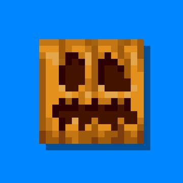 Pumpkin Vision Minecraft Texture Pack