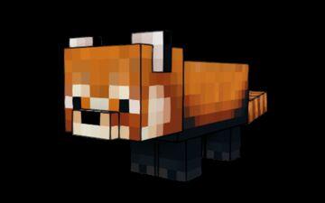 Red Panda (Optifine) Minecraft Texture Pack