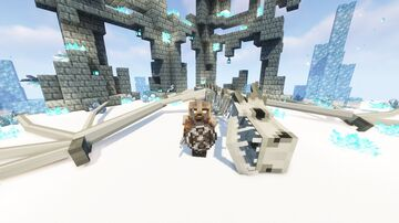 Skyrim Dragonborn Pack Minecraft Texture Pack