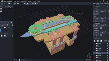 Hidden Blade prototype Minecraft Texture Pack