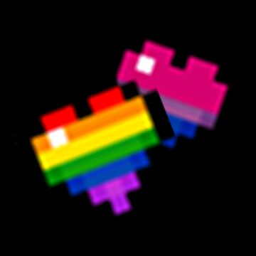 Project Pride Hearts Minecraft Texture Pack