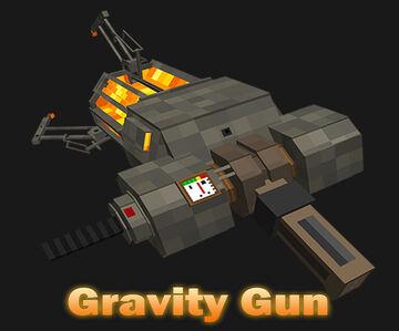 Zero Point Energy Field Manipulator (Gravity Gun) 1.17 + Minecraft Texture Pack
