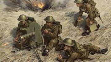 British WW2 weapons Minecraft Texture Pack