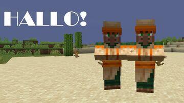 Iskall Villager Sounds Minecraft Texture Pack