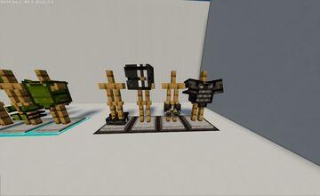 Military Retexture (Tarkov inspired texturepack) Minecraft Texture Pack