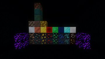 [Optifine / Fabric] Basic Emissive Textures Minecraft Texture Pack