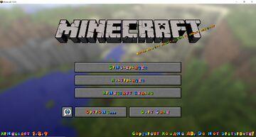 Mario 64 Font Minecraft Texture Pack