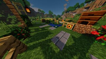 Life in the Woods Minecraft Texture Pack