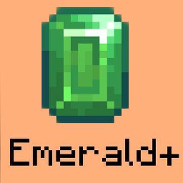 emerald+ Minecraft Texture Pack