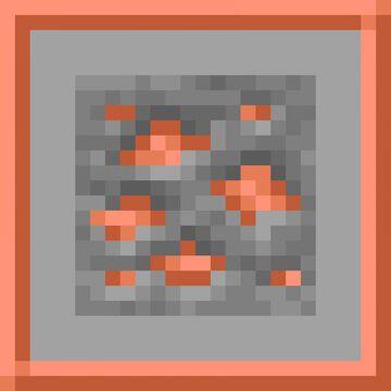 Unoxidized Raw Copper Minecraft Texture Pack