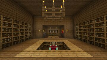 More Realistic Bookshelves Minecraft Texture Pack