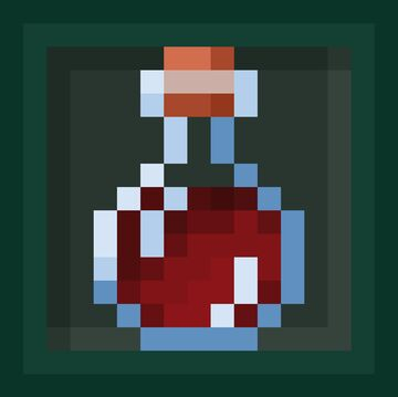 Dragon breath-like Potions Minecraft Texture Pack