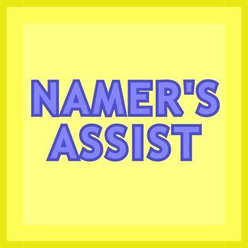 Namer's Assist - Java Minecraft Texture Pack