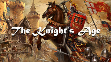 The Knight's Age - T-sPack for Custom NPCs Minecraft Texture Pack